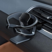 車載水杯架 多功能空調出風口置物架