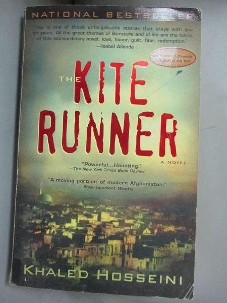 【書寶二手書T4/原文小說_B9Q】The Kite Runner 追風箏的孩子_精平裝: 平裝本