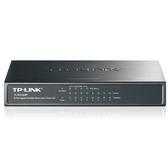 ◤全新品 含稅 免運費◢ TP-LINK 8埠 Gigabit桌上型交換器 (4埠PoE供電) ( TL-SG1008P )