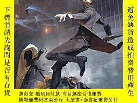 全新書博民逛書店TheArt of Dishonored 2 恥辱游戲藝術設定畫