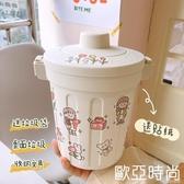 垃圾桶 ins桌面小號垃圾桶可愛少女臥室家用創意帶蓋網紅迷你紙簍收納盒 【快速】