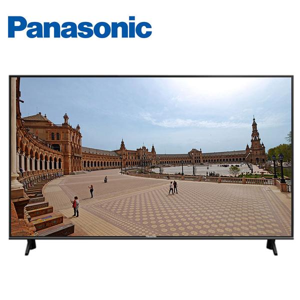 台北視聽娛樂影音~Panasonic 國際牌TH-43GX750W 43吋 4K HDR聯網電視+視訊盒 公司貨保固三年