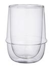 金時代書香咖啡 KINTO KRONOS雙層玻璃咖啡杯350ml KINTO-23106-350
