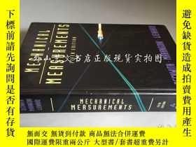 二手書博民逛書店mechanical罕見measurements(fifth e