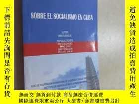 二手書博民逛書店外文書罕見SOBRE EL SOCIALISMO EN CUBA