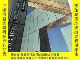 二手書博民逛書店ARCHITECTURE罕見AN OVERVIEW Architectural desinY156452 見圖