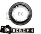 【EC數位】專業 NIKON AI G 鏡頭 轉 CANON EOS 全系列機身 鋁合金 精密 轉接環 可調光圈