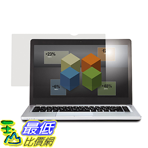 [美國直購] 3M AG12.5W9 Anti-Glare Filter 螢幕防眩光片(非防窺片) Widescreen Laptop 12.5吋 277 mm x 156 mm