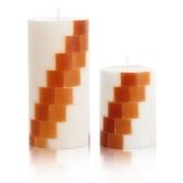 方塊階梯-檀香木香氛手工蠟燭組