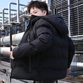 現貨 外套棉衣男外套秋冬季加厚加絨新款潮牌韓版學生冬裝棉襖子羽絨服