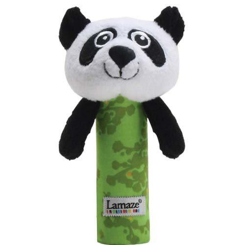 Lamaze拉梅茲嬰幼兒玩具 搖搖棒小PANDA  LC27087
