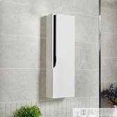 浴室櫃小側櫃邊櫃掛壁掛牆式儲物衛生間置物吊櫃收納組合洗手 pvc  雙12購物節 YTL