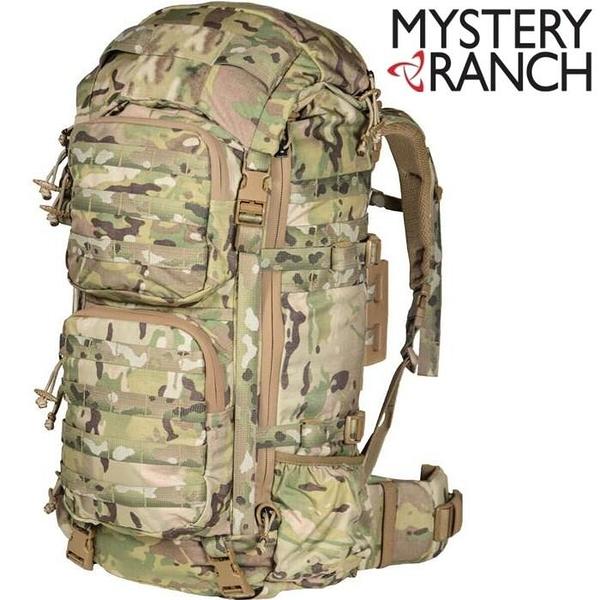 『VENUM旗艦店』Mystery Ranch 神秘農場 軍規背包/突擊背包/生存戰術包 61131 Blackjack 50L 多地形迷彩