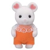 【 EPOCH 】森林家族 - 棉花糖鼠嬰兒 ╭★ JOYBUS玩具百貨