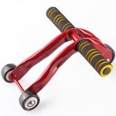 伊吉康健腹輪腹肌輪   男士運動健身器材家用美腰收腹機滾輪健身器【端午節好康89折】