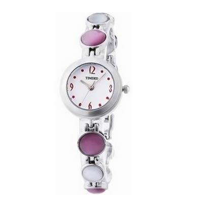 石英錶-復古簡約時尚手鍊造型女手錶6色71r4【時尚巴黎】