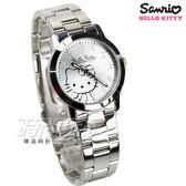 HELLO KITTY 凱蒂貓 公司貨 貓咪時尚簡約數字炫彩手錶 女錶 防水手錶 學生錶 LK556LWCA-2