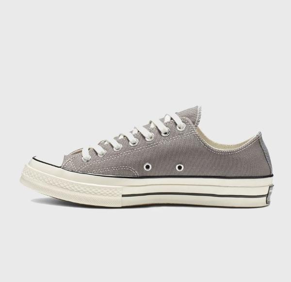 CONVERSE-70 灰色帆布鞋-NO.164951C