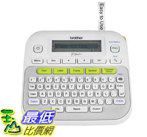 [106美國直購] 標籤機 Brother P-Touch PT-D210 Label Maker