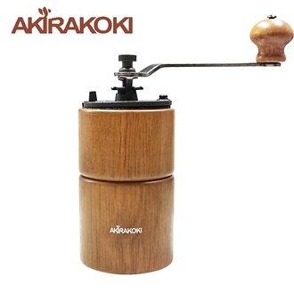 金時代書香咖啡 AKIRA 正晃行 手搖磨豆機 深木色 A-19B