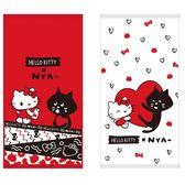 Hello Kitty x NYA- 毛巾2入 28*54cm