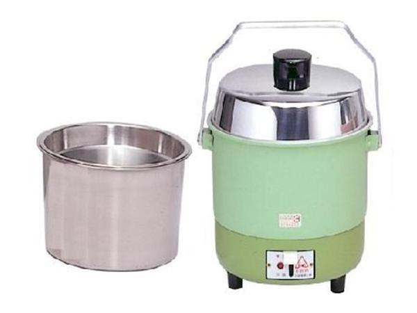 永新牌3人份 (QQ3S) 內鍋不鏽鋼/多功能保溫電鍋~台灣製造