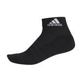 Adidas 3S PER AN HC 1P [AA2292] 短筒襪 透氣 舒適 彈性 男女 黑