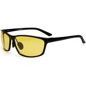 太陽眼鏡-偏光夜視鏡運動騎行駕駛防護男-墨鏡-2色73nm5[巴黎精品]