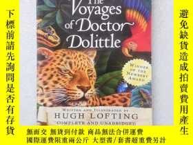 二手書博民逛書店The罕見Voyages of Doctor DolittleY11016 Hugh Lofting(休·洛夫