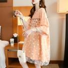 長款上衣 中長款網紗拼接上衣女短袖夏洋氣減齡上衣小雛菊體恤-Ballet朵朵