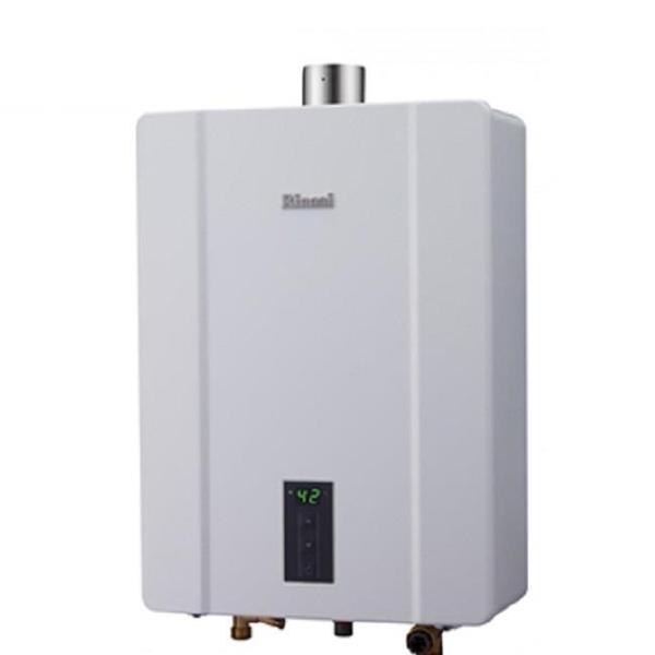 【南紡購物中心】林內【RUA-C1600WF_NG1】16公升恆溫強制排氣熱水器天然氣
