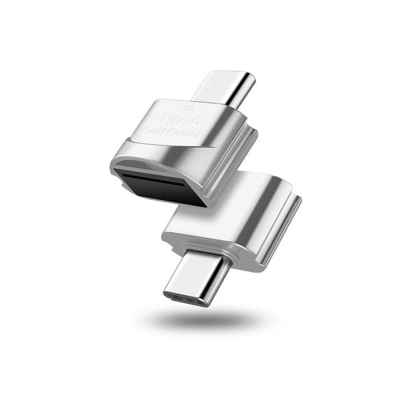 88柑仔店~type-C otg讀卡器高速內存卡相機卡TF卡USB接口外置拓展器   速度: USB3.0