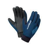 [Mont-Bell] 男 Light Winter Trekking Gloves 觸控保暖手套 藍 (1118359PUID) 秀山莊戶外用品旗艦店