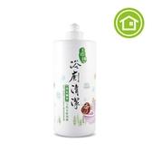 啵啵亮木酢浴廁清潔劑補充罐1000ml