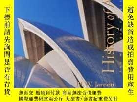 二手書博民逛書店History罕見Of Art, The Western Tradition, Volume IiY36468