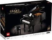 LEGO 樂高 IDEAS 21323 樂高鋼琴 Grand Piano (3662件)