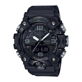 CASIO 卡西歐 G-SHOCK 藍牙 碳纖維手錶(GG-B100-1B) 溫度/高度/氣壓