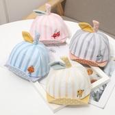 嬰兒鴨舌帽夏天薄款透氣網格子可愛超萌嬰幼兒男童女童寶寶遮陽帽