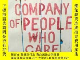 二手書博民逛書店The罕見Sly Company of People Who C