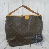 BRAND楓月 LOUIS VUITTON LV M40353 原花DELIGHTFULGHTFUL肩背包 精品包