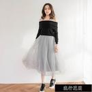 快速出貨 鉅惠春夏女韓版新款甜美吊帶長裙【全館免運】