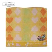 日本毛巾-Sanrio三麗鷗小方巾-雙子星紫-玄衣美舖