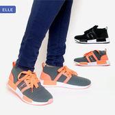 【錢豪童裝童鞋】ELLE編織縮口運動鞋(36~40號)