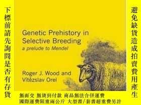 二手書博民逛書店Genetic罕見Prehistory In Selective