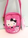 【震撼精品百貨】Hello Kitty 凱蒂貓~Hello Kitty 凱蒂貓化妝包-熊