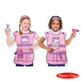 美國瑪莉莎 Melissa & Doug 美髮服遊戲組 角色扮演