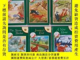 二手書博民逛書店BUZZ罕見BOOKS系列 The Animals of Far