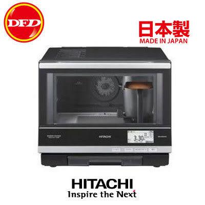 日本製 HITACHI 日立 微波爐 MRO-RBK5500T 過熱水蒸氣烘烤微波爐 公司貨