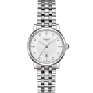 TISSOT天梭CARSON優雅時尚機械錶(T1222071103600)35mm