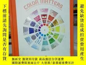 二手書博民逛書店Color罕見Matters: Branding & IdentityY310748 00